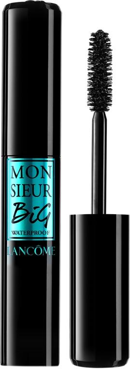Водостойка тушь для ресниц - Lancome Monsieur Big Waterproof Mascara