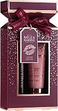 Духи, Парфюмерия, косметика Набор - Baylis & Harding Cranberry Martini (parfum/12ml + h/cr/50ml)