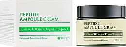 Духи, Парфюмерия, косметика Крем для лица с пептидами - Mizon Peptide Ampoule Cream