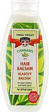 Духи, Парфюмерия, косметика Бальзам для волос с экстрактом масла конопли - Palacio Cannabis Hair Balsam