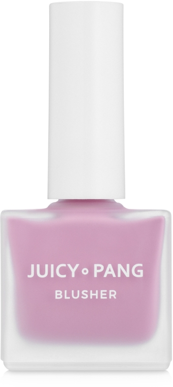 Жидкие румяна для лица - A'pieu Juicy-Pang Water Blusher
