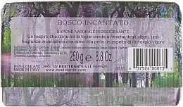 """Мыло """"Зачарованный лес"""" - Nesti Dante Emozioni a Toscana Soap — фото N2"""