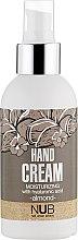 Духи, Парфюмерия, косметика Увлажняющий крем для рук - NUB Moisturizing Hand Cream Almond