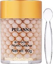 Духи, Парфюмерия, косметика Жемчужный крем для лица с био-золотом - Pulanna Bio-Gold Pearl Cream