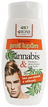 Духи, Парфюмерия, косметика Шампунь против перхоти - Bione Cosmetics Cannabis Anti-dandruff Shampoo For Men