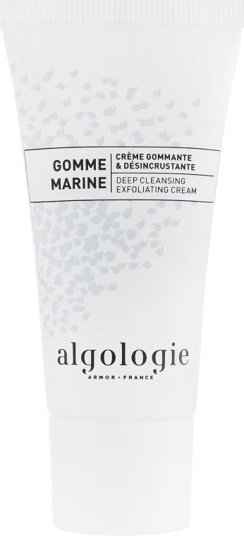 Крем-гоммаж для глубокого очищения - Algologie Energy Plus Deep Cleansing Exfoliating Cream