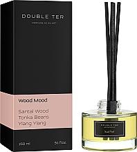 "Духи, Парфюмерия, косметика Аромадиффузор для дома ""Wood Mood"" - Double Ter"