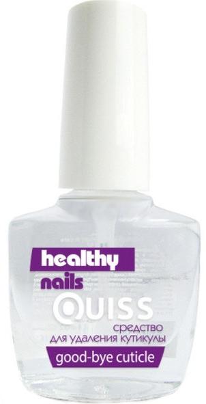 Средство для удаления кутикулы - Quiss Healthy Nails №16 Good-bye Cuticle