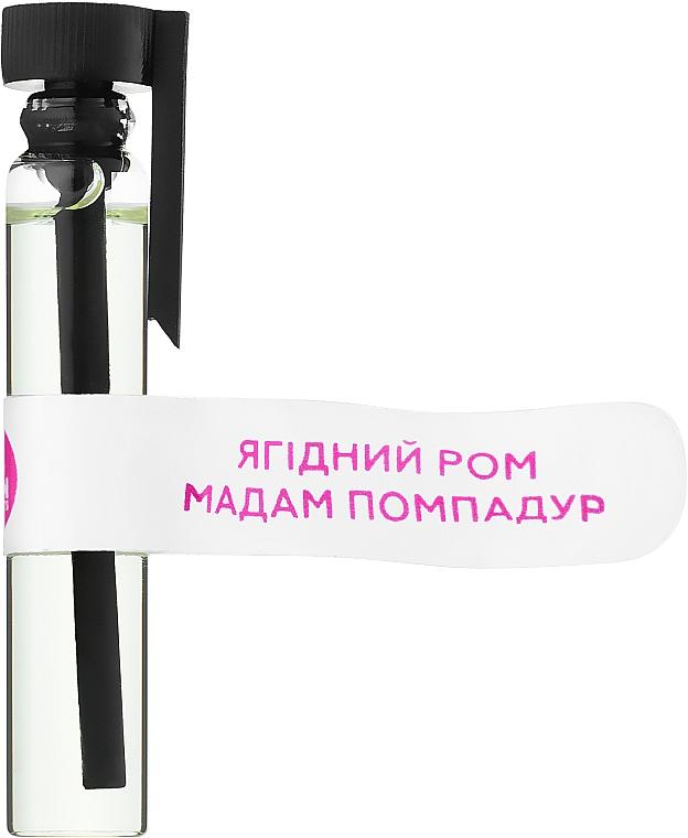 Apothecary Skin Desserts Ягодный ром Мадам Помпадур - Парфюмированная вода (мини)