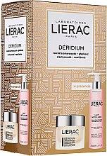 Духи, Парфюмерия, косметика Набор - Lierac Deridium (micel/milk/200ml + cr/50ml)