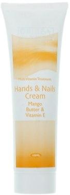 """Мультивитаминный оздоравливающий крем для рук и ногтей с маслом """"Манго и Витамином Е"""" - Dr. Sea Hands & Nails Cream"""