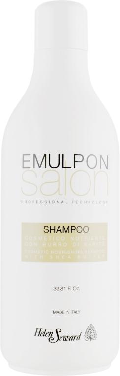 Косметический питательный шампунь с маслом карите - Helen Seward Emulpon Salon Nourishing Shampoo