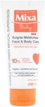 Духи, Парфюмерия, косметика Детский крем для лица и тела - Mixa Baby Surgras Moisturiser Face & Body Care