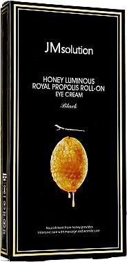 Крем для глаз с прополисом и маточным молочком - JMsolution Honey Luminous Royal Propolis Roll-On Eye Cream