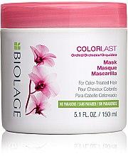 Духи, Парфюмерия, косметика Маска для окрашенных волос - Biolage Colorlast Mask