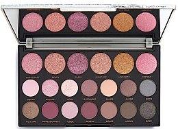 Духи, Парфюмерия, косметика Палетка теней для век - Makeup Revolution Jewel Collection Eyeshadow Palette