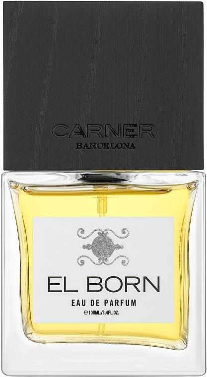 Carner Barcelona El Born - Парфюмированная вода