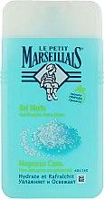 """Духи, Парфюмерия, косметика Гель для душа """"Морская соль"""" - Le Petit Marseillais Shower Gel"""