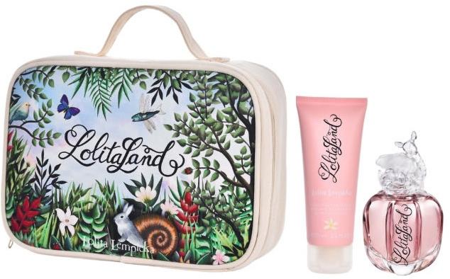 Lolita Lempicka Lolitaland - Набор (edp/40ml + b/lot/75ml + bag)