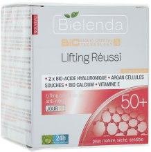Духи, Парфюмерия, косметика Дневной крем с эффектом лифтинга, против морщин - Bielenda Biotechnologia 7D