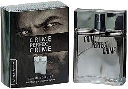 Духи, Парфюмерия, косметика Georges Mezotti Crime Perfect Crime - Туалетная вода