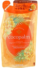Духи, Парфюмерия, косметика Кондиционер для волос - Cocopalm Natural Beauty SPA Southern Tropics SPA Treatment (сменный блок)