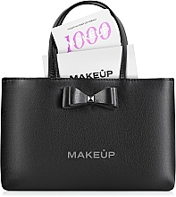 """Парфумерія, косметика Подарунковий сертифікат у сумочці """"Black elegance"""" - 1000 грн."""