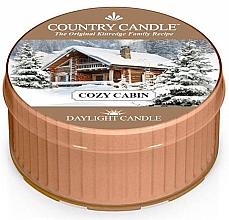 """Духи, Парфюмерия, косметика Чайная свеча """"Уютный дом"""" - Country Candle Cozy Cabin Daylight"""