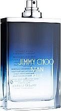 Духи, Парфюмерия, косметика Jimmy Choo Man Blue - Туалетная вода (тестер без крышечки)