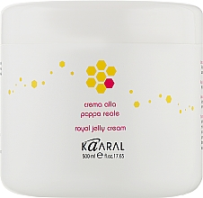 Духи, Парфюмерия, косметика Маска с пчелиным маточным молочком - Kaaral Maxi Royal Jelly Cream