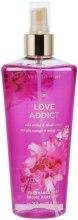 Духи, Парфюмерия, косметика Парфюмированный спрей для тела - Victoria's Secret Love Addict Fragrance Mist