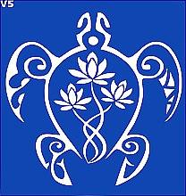Духи, Парфюмерия, косметика Трафарет для боди-арта, 15х19см, V5 - Biofarma