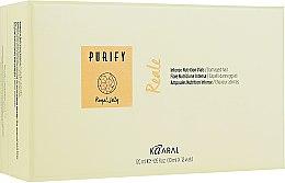 Духи, Парфюмерия, косметика Интенсивный восстанавливающий лосьон - Kaaral Purify Reale Lotion
