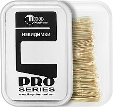 Духи, Парфюмерия, косметика Шпильки для волос ровные 60мм, золотистые - Tico Professional