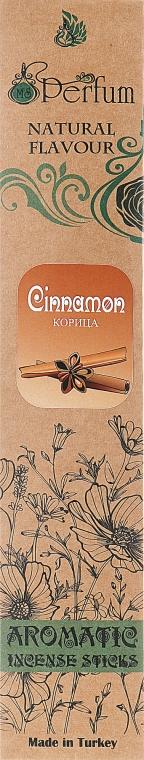 Аромапалочки с успокаивающим ароматом корицы - MSPerfum