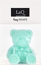 """Духи, Парфюмерия, косметика Натуральное мыло ручной работы """"Маленький медведь"""" с ароматом киви - LaQ Happy Soaps Natural Soap"""
