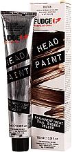 Духи, Парфюмерия, косметика Перманентная краска для волос, 100 мл - Fudge HeadPaint Permanent