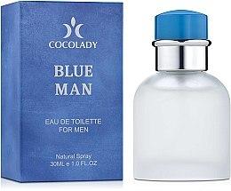 Духи, Парфюмерия, косметика Cocolady Blue Man - Туалетная вода