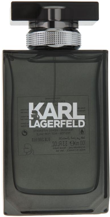 Karl Lagerfeld Karl Lagerfeld for Him - Туалетная вода (тестер без крышечки)