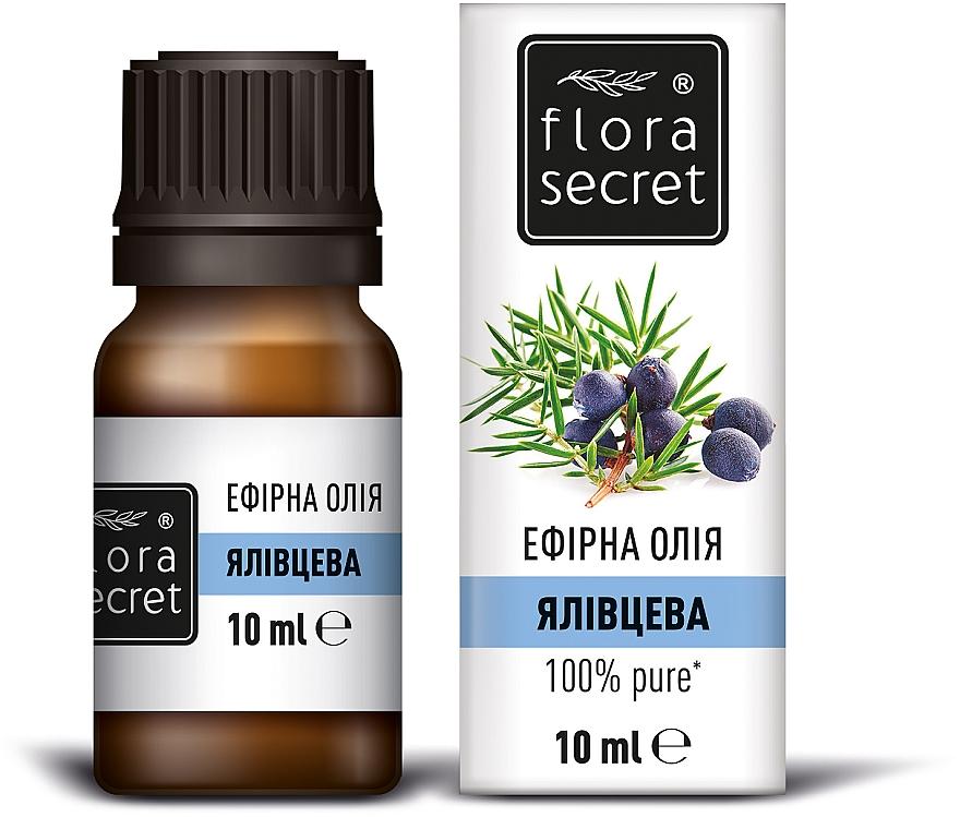 Эфирное масло можжевельника - Flora Secret
