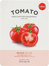 Духи, Парфюмерия, косметика Тканевая маска - It's Skin The Fresh Mask Sheet Tomato
