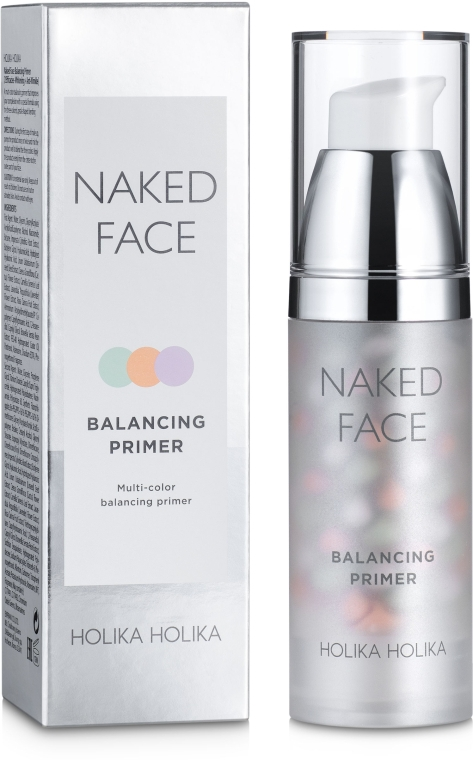 Балансирующий праймер - Holika Holika Naked Face Balancing Primer