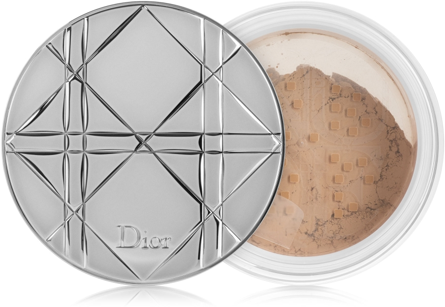 Пудра для лица рассыпчатая - Dior Diorskin Nude Air Loose Powder