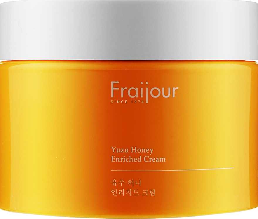 "Крем для лица ""Прополис"" - Fraijour Yuzu Honey Enriched Cream"