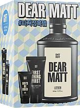 Духи, Парфюмерия, косметика УЦЕНКА Набор - DTRT Dear Matt Se (cr/5ml + lotion/140ml + scub/15ml) *