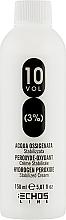 Парфумерія, косметика Крем-окислювач - Echosline Hydrogen Peroxide Stabilized Cream 10 vol (3%)