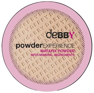 Компактная пудра - Debby Powder Experience Compact Powder