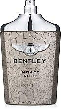 Духи, Парфюмерия, косметика Bentley Infinite Rush - Туалетная вода (тестер без крышечки)