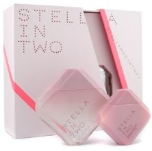 Stella McCartney Stella in Two Peony - Набор (edt 75ml + b/c 50ml) — фото N1