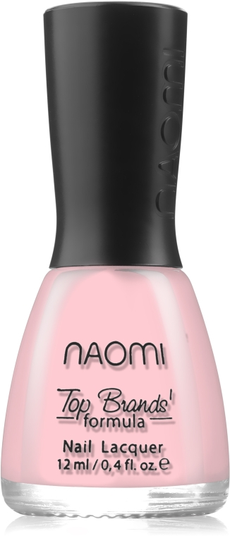 Лак для ногтей - Naomi Secret Beauty Nail Lacquer